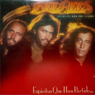 Disco Vinilo Lp Bee Gees Espiritus Que Han Partido Todelec