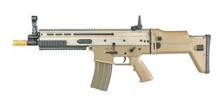 Rifle De Airsoft Eletrico Aeg Evo Arms Scar L-full Metal