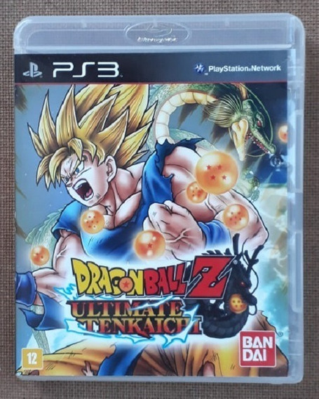 Dragon Ball Z: Ultimate Tenkaichi - Ps3