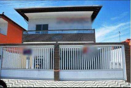 Casa De Condomínio Com 2 Dorms, Melvi, Praia Grande - R$ 165 Mil, Cod: 488 - V488