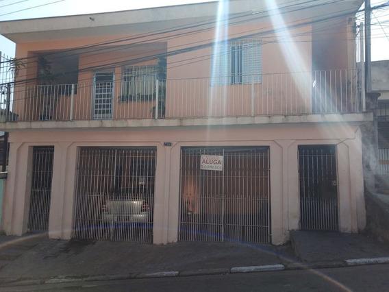 Casa Terrea, Veloso, Osasco, 1 Dorm, 1 Vaga - 6629