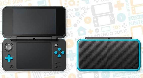 New Nintendo 2ds Xl Lindíssimo + 32gb Com Muitos Jogos