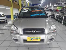 Hyundai Tucson 2006 Automatico Ac Troca/financio