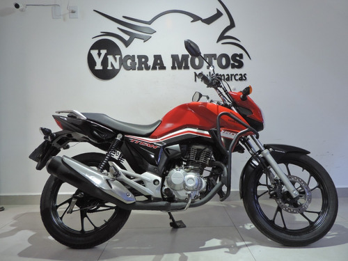 Honda Cg 160 Titan Flex Freio Cbs 2019 - Linda