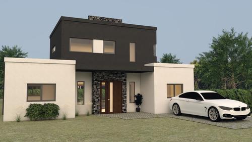 Vendo, Permuto Y Financio Casa A Construir