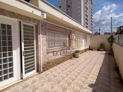 Casa Comercial Ou Residencial - Prox. Liceu E Taquaral - Ca12885