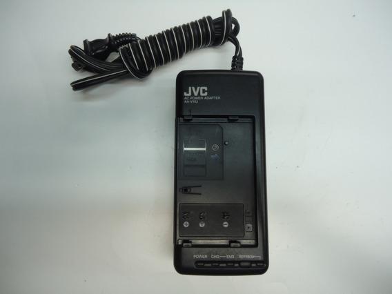 Carregador De Bateria De Câmera Jvc Aa-v11u Aav11u