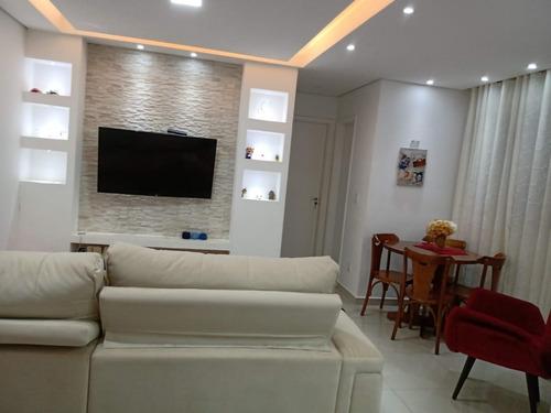 Imagem 1 de 11 de Apartamento, Venda E Compra, Condomínio Azaléia, Cidade Nova Jardim, Jundiaí - Ap02262 - 69452829