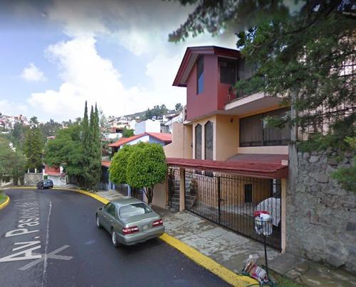 Imagen 1 de 7 de Magnifica Casa En Paseos Del Bosque Naucalpan Mp