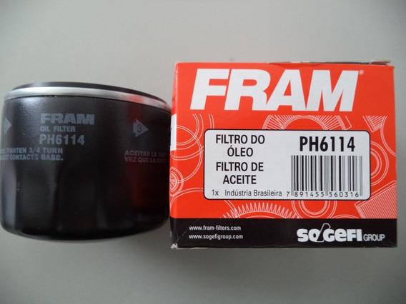 Filtro Oleo Bmw Gs 1200 2010/13 Fram Ph6114 Gs1200