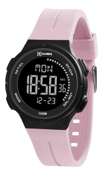 Relógio Feminino X Games Xfppd070 Pxrx - Refinado