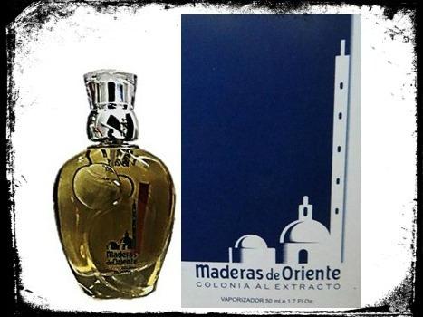 Perfume Madeira Do Oriente 50 Ml