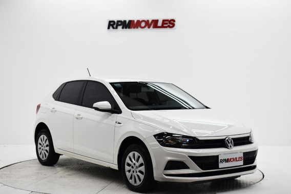 Volkswagen Polo 1.6 Msi Trendline 2018 Rpm Moviles
