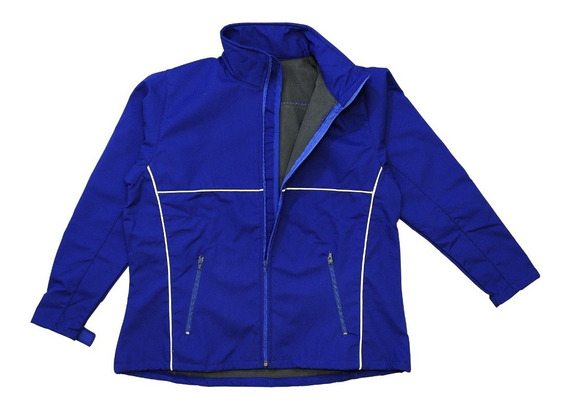 Campera Dama Softshell Tricapa Impermeable