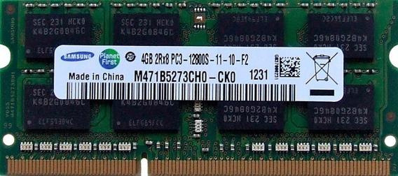 Memoria Notebook 4gb Ddr3 / Hynix Samsung Sonyc Sodimm