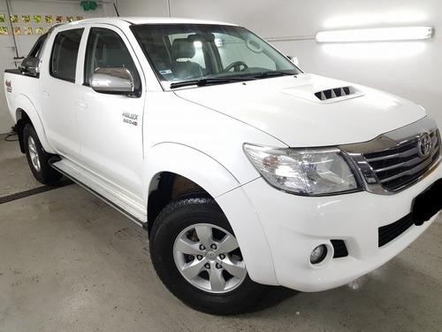 Toyota Hilux 2.8 Srv 4x4 Cd 16v Diesel 4p Aut 2016 Cod.9999