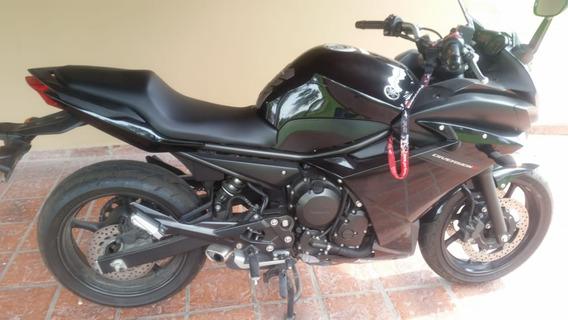 Yamaha Xj6 Modelo Diversion 2011 12500km Reales Impecable