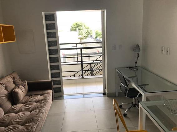 Flat Em Jardim Nova Yorque, Araçatuba/sp De 35m² 1 Quartos Para Locação R$ 1.300,00/mes - Fl81785