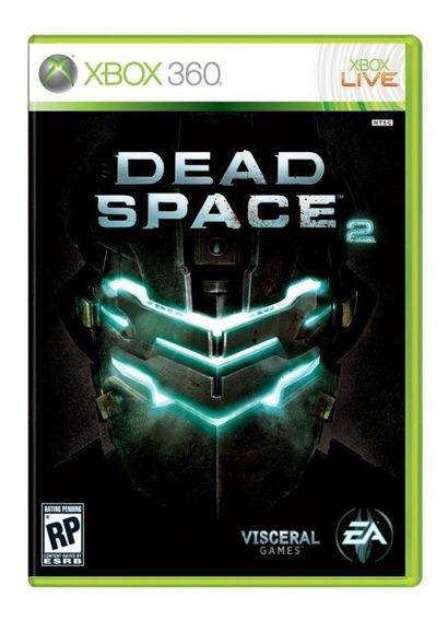 Dead Space 2 Xbox 360 Original Retrocompatibilidade Xbox One