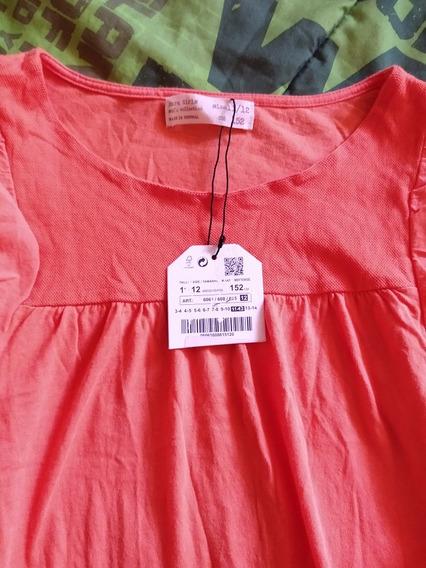 Blusa Para Niña Talla 10-12