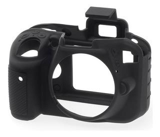 Easycover Funda Para Cámara Nikon D3300 / D3400 (negra)