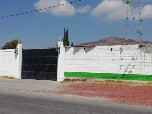 Bodega Comercial En Renta Carr. A Benito Juárez Cerca De La Universidad Del Fútbol Y Uaeh.