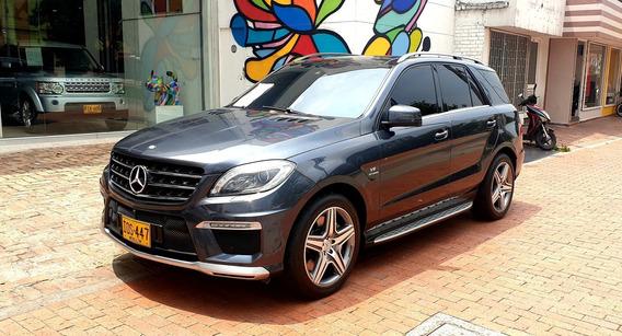 Mercedes Benz Ml63 Amg 4matic