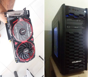 Cpu Gamer Rx5808gb Fifa19,metro2019,resident2,farcry5