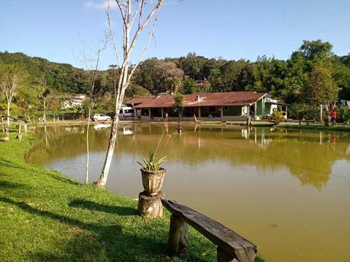 Juquitiba/sitio Moradia/lagos/piscina/pomar/ref:05166