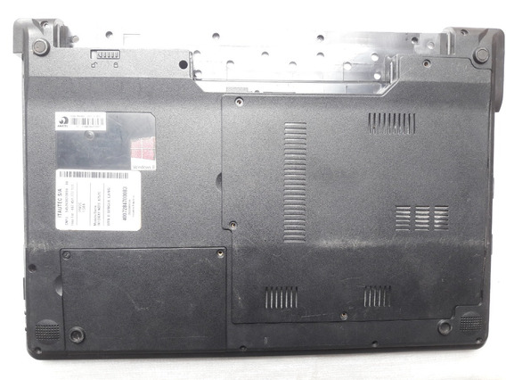 Carcaça Base Infe Notebook Itautec A7520a A7420 W7535 W7550