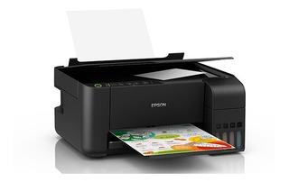 Impresora Multifuncion Epson Ecotank L3150 Wifi