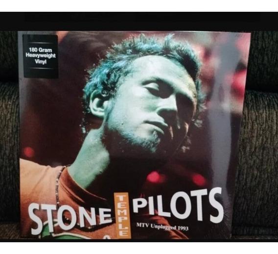 Stone Temple Pilots - Unplugged Mtv Lacrado E Importado