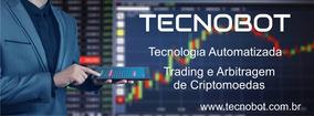 Robô Trader De Criptomoedas - Telegram Bot Completo
