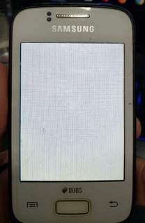 Celular Smartphone Samsung Galaxy Y Duos Gt-s6102 - Leia