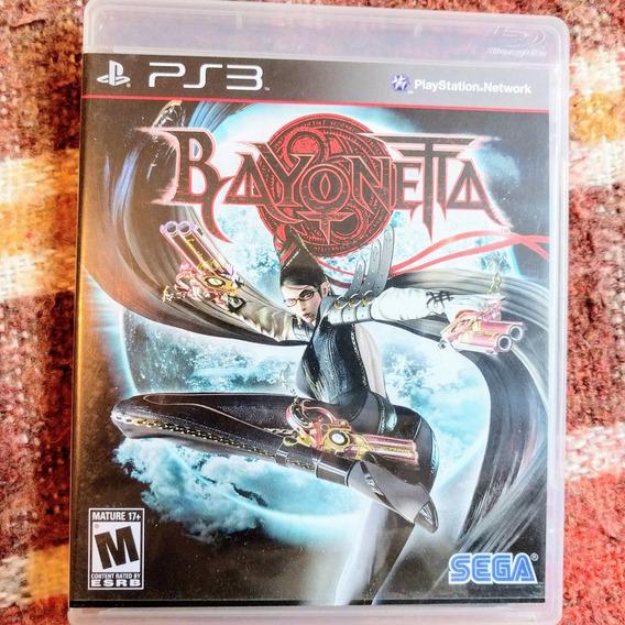 Jogo Bayonetta (ps3)