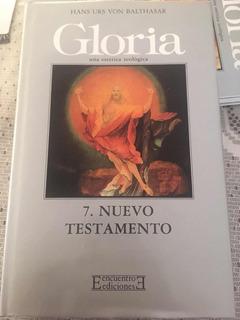 Libro Gloria 7 Nuevo Testamento