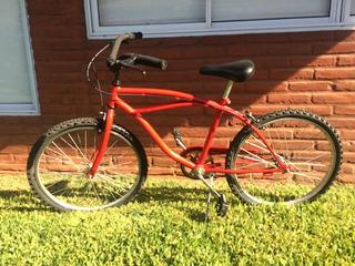 Bicicleta De Varón Rodado 24
