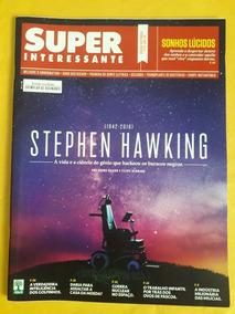 Revista Superinteressante Edição 387 - Stephen Hawking