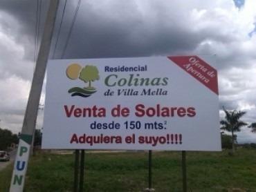 En Villa Mella Vendo Solar 175 Mts.