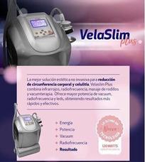 Velaslim Plus En Alquiler Promo Julio