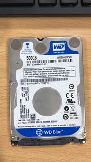 Hdd 500gb Western Digital Blue