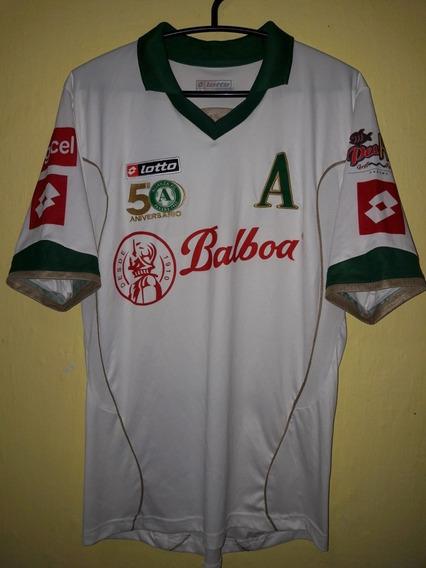 Camisa Do Alianza F.c Panamá 2003 (lotto) Tamanho G