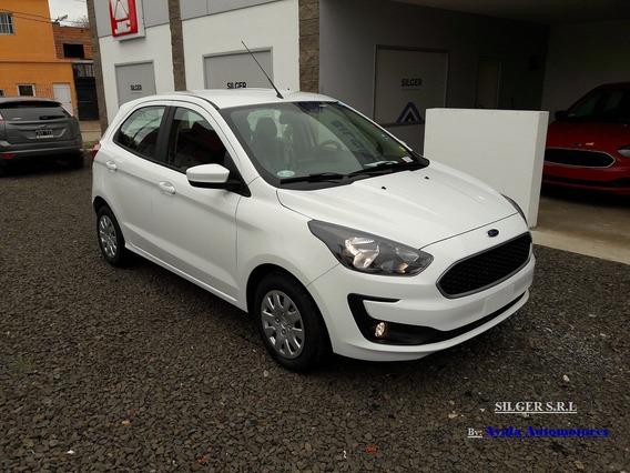 Ford Ka 1.5 Se 5 Ptas Con Permuta Y Financiacion