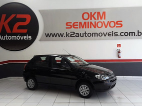 Fiat Palio 1.0 Celebration Economy Fire Flex 8v 4p 2007.
