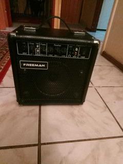 Amplificador Freeman Guitarra 15w