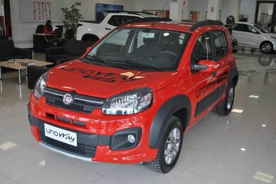 Fiat Uno Way Retira Con 67.800, Tomo Tu Auto Usado *