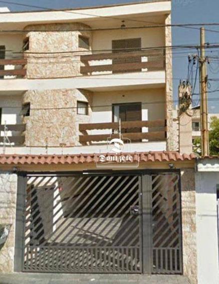Apartamento Com 2 Dormitórios À Venda, 65 M² Por R$ 339.000,00 - Vila América - Santo André/sp - Ap11297