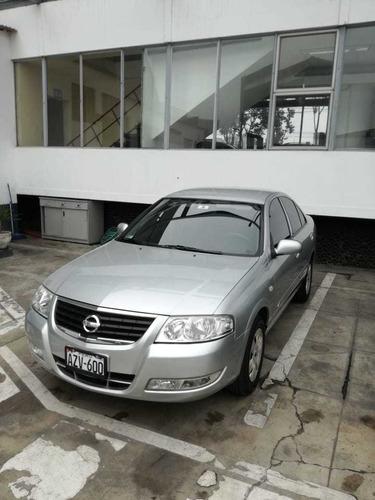 Vendo Nissan Almera Sedan Del 2010