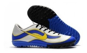 Chuteira Nike Mercurial R9 Society Remake