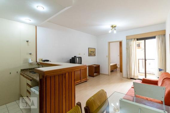 Apartamento Para Aluguel - Jardim Paulista, 1 Quarto, 48 - 893110827